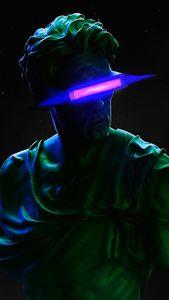 laser god