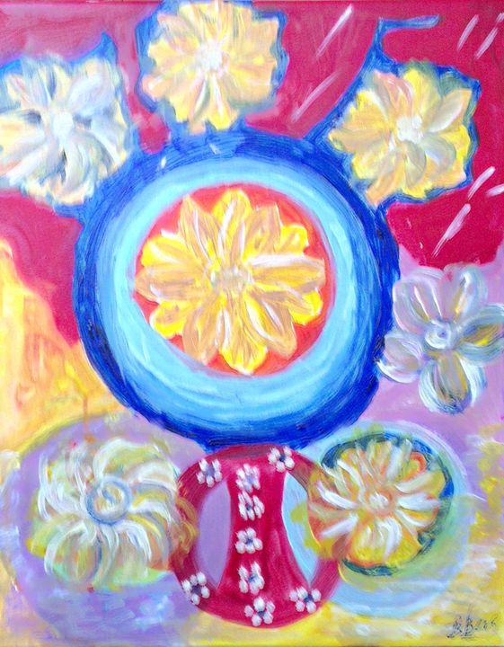 Colour Dance - Galya Velkova