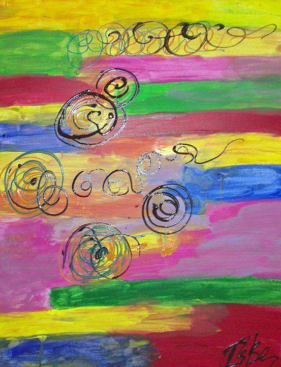 Colourful - Galya Velkova
