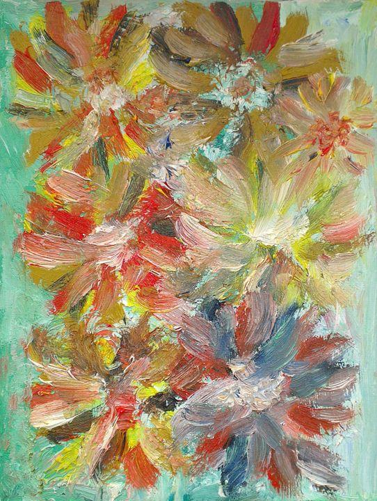 Flowers - Galya Velkova