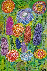 SPRING FEELING - Galya Velkova
