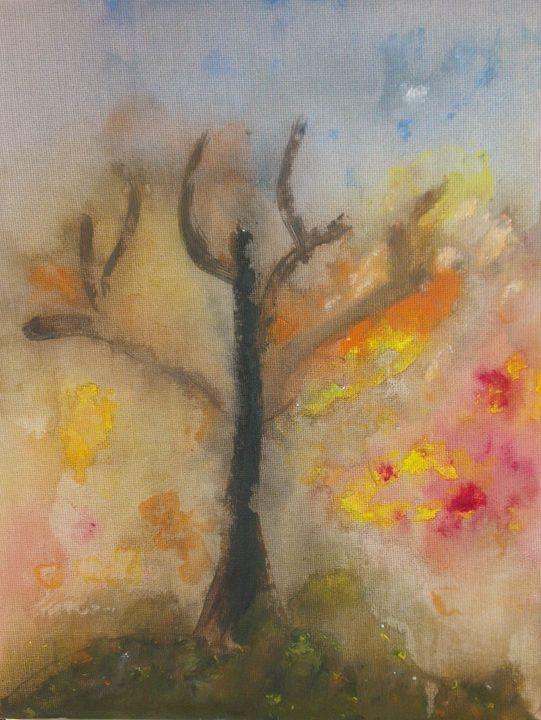 Tree - Galya Velkova