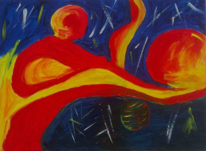Passion - Galya Velkova