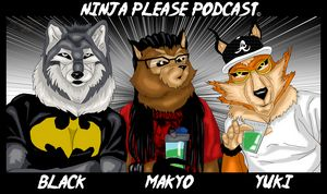Ninja Please Podcast Crew