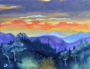 Washington State Sunrise