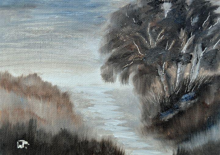 Wetlands Light 2 - Thompson Gallery