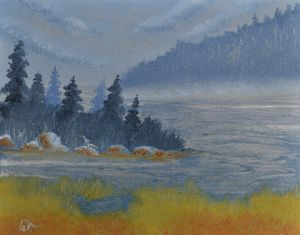 Lakeshore Distance in Oil