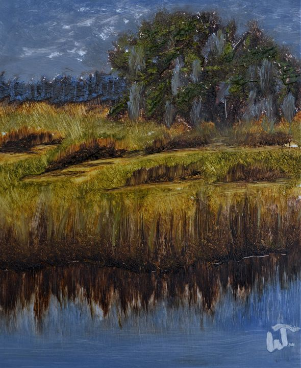 Wetland Distance - Thompson Gallery