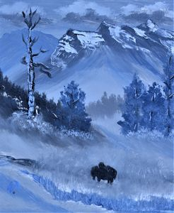 Steam at Yellowstone 2