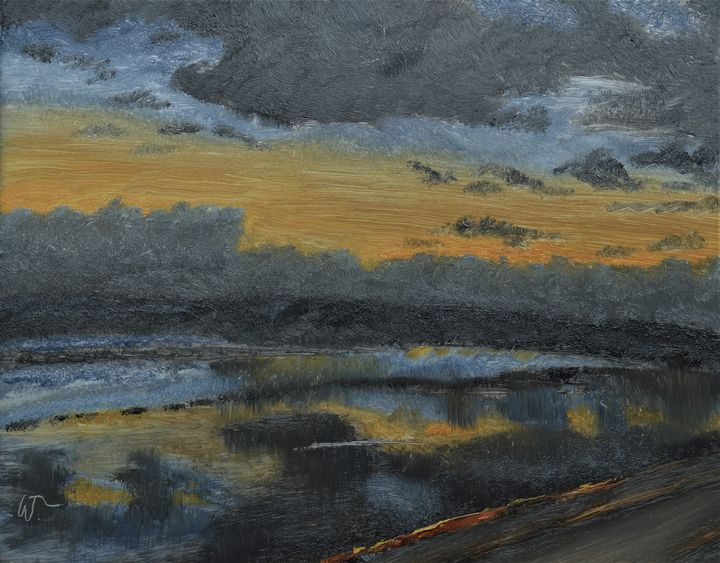 Clouds at Sunrise - Thompson Gallery