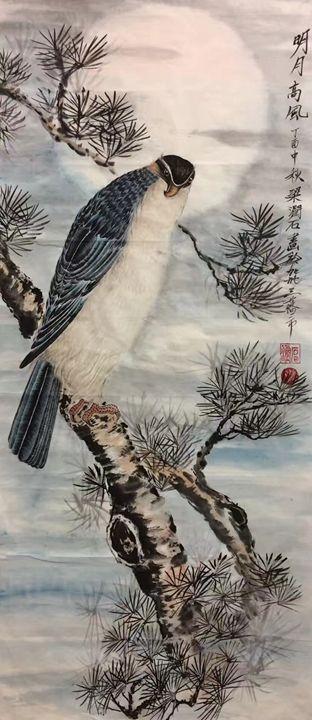 明月高风 - Gary Liang - 梁润石
