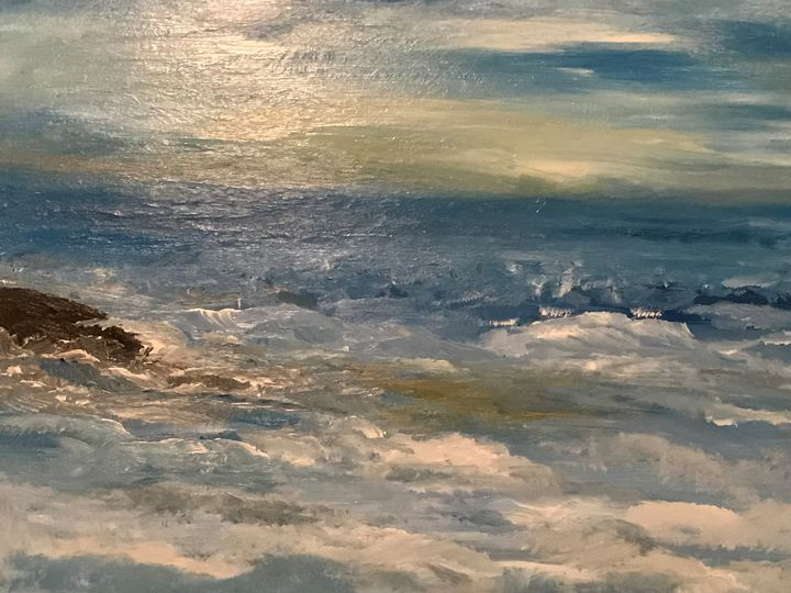 Turbulent Waters - Norma Golden
