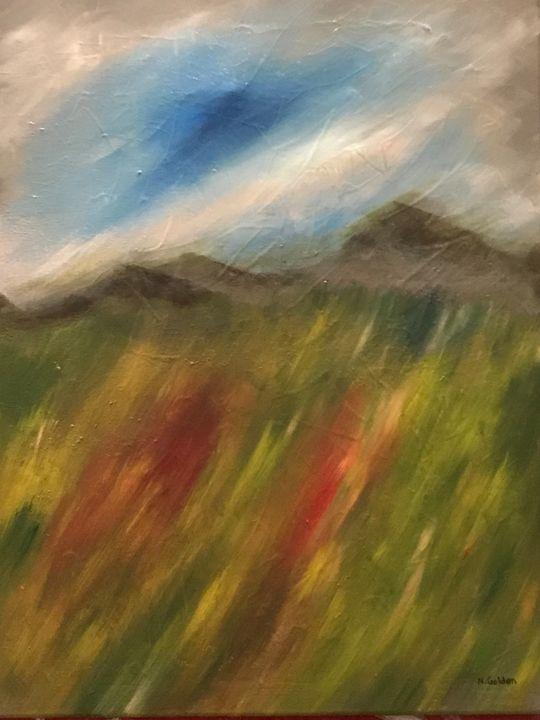 Foothills - Norma Golden