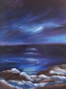 Moonlight Bay - Norma Golden