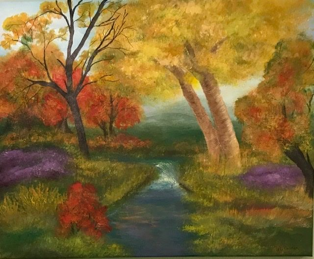 Autumn Splendor - Norma Golden