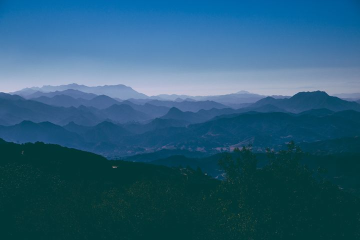 Santa Monica Mountains - 13thMurder