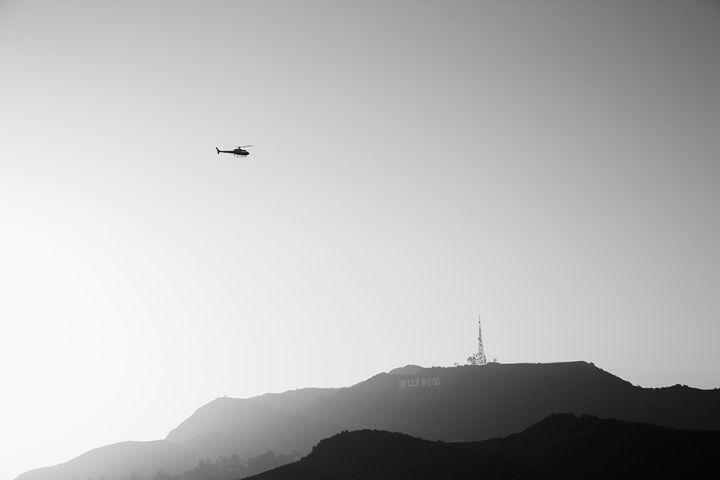 Hollywood's ghetto bird - 13thMurder