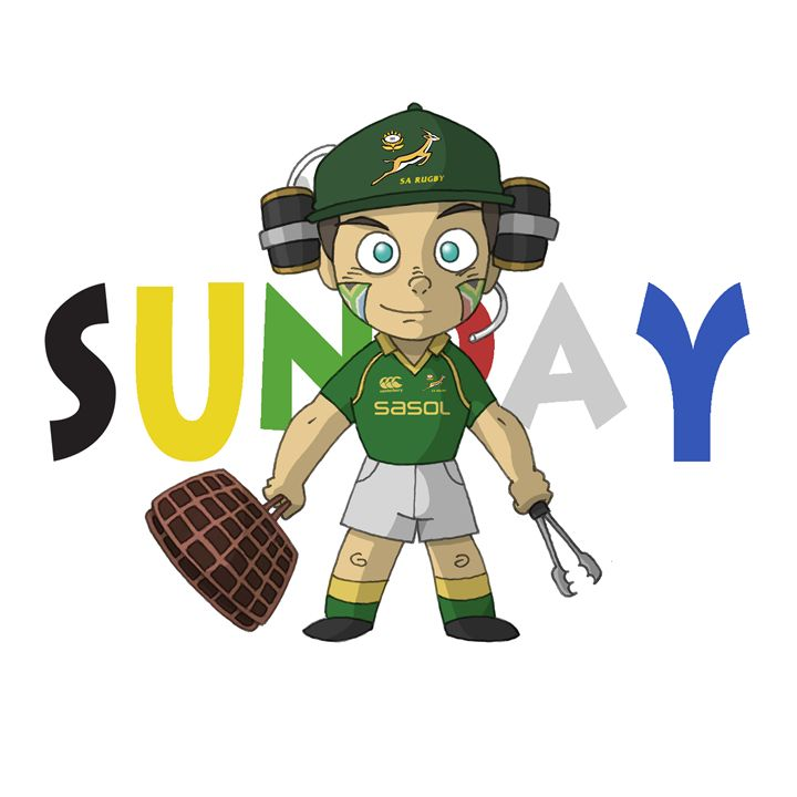 The Daily Stereotype - Sunday - AJ van der Westhuyzen