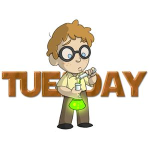 The Daily Stereotype - Tuesday