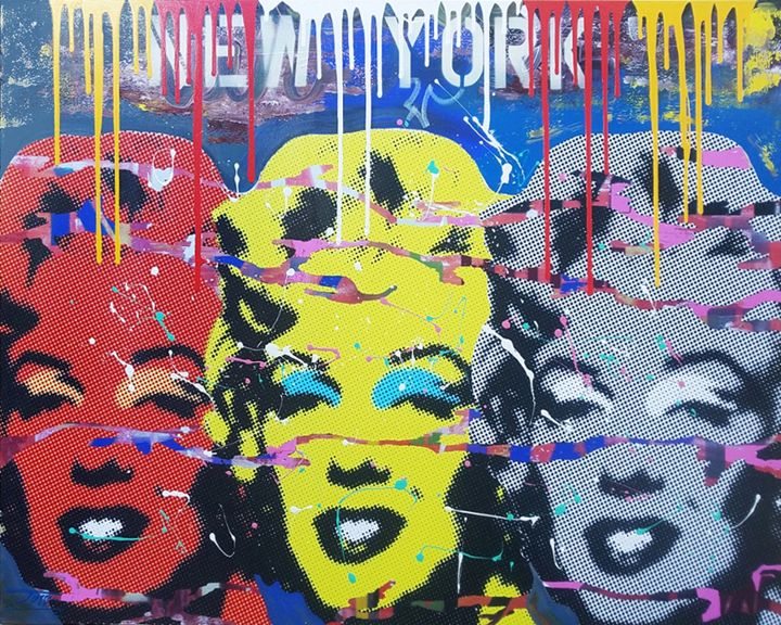 New York New York - pandoraartbox