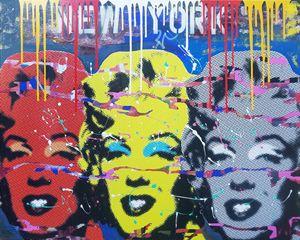 New York New York - pandoraartbox
