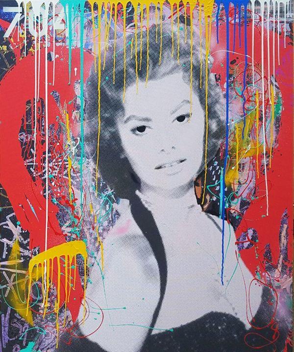 Sofia Loren - pandoraartbox