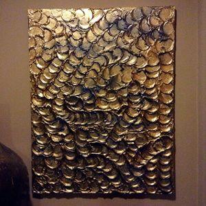 The Golden Beauty - Giuseppe Frontoni