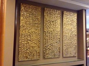 The Golden Beauty Triptych - Giuseppe Frontoni