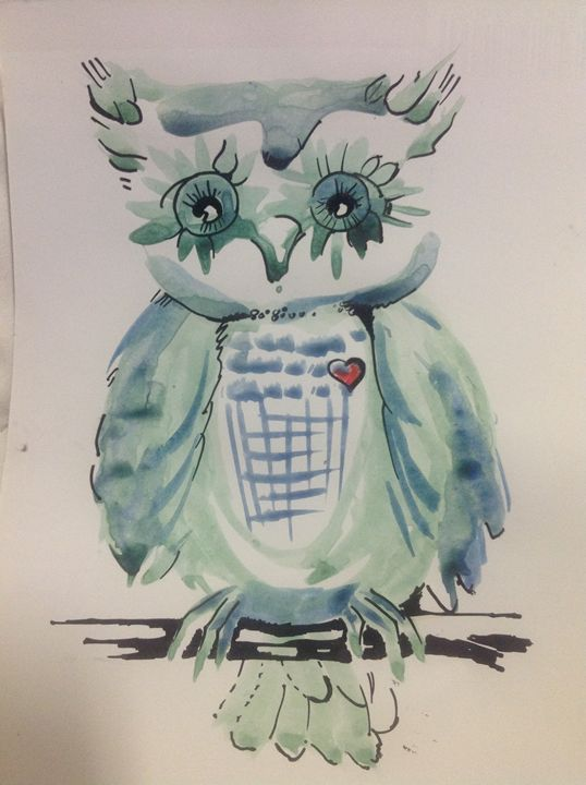 Vertisimo Owl - Woot Owls
