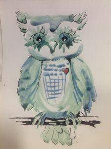 Vertisimo Owl