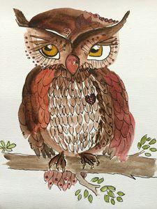 Shylow Owl