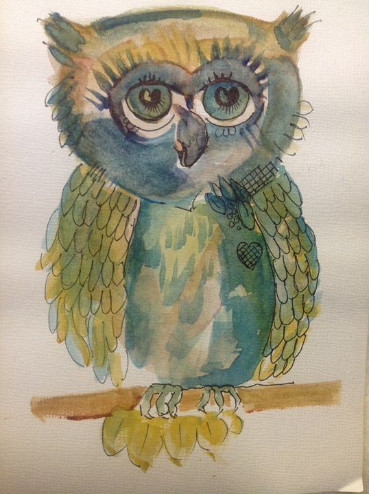 Powlo Owl - Woot Owls