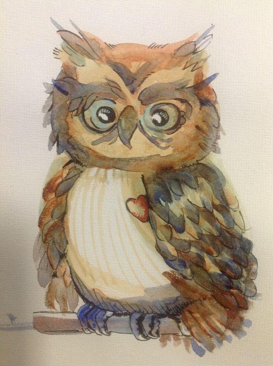 Panchetti OWL - Woot Owls