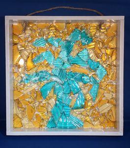 Ocean Palm - GJC Art Works