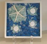 Blue Abyss Glass Mosaic