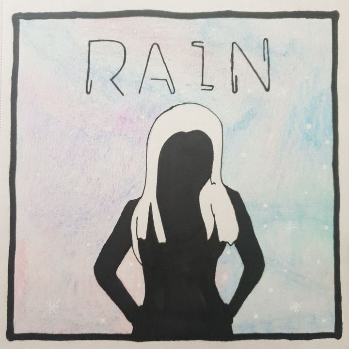 Rain Abbott Album Art - Foxy