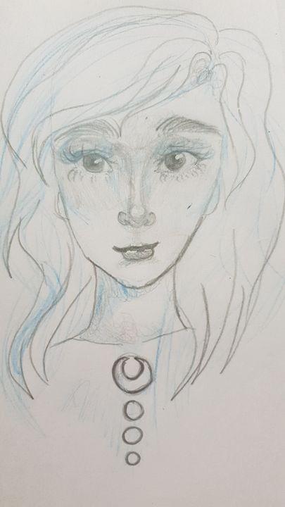 Luna sketch - Foxy