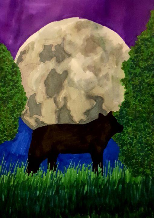 A Full Moon - Foxy