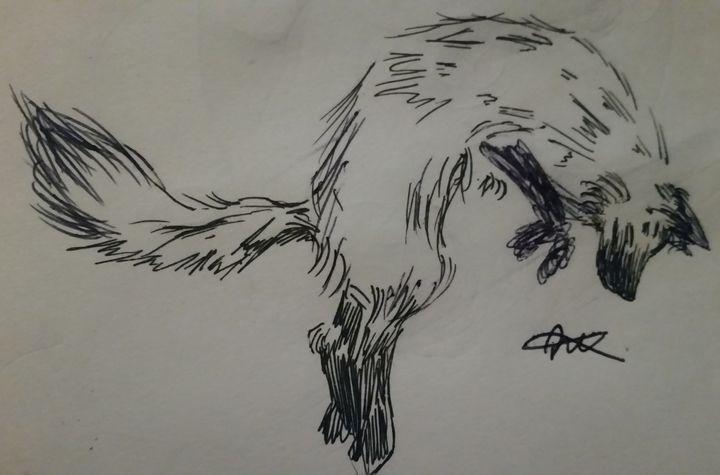 Foxy print - Foxy