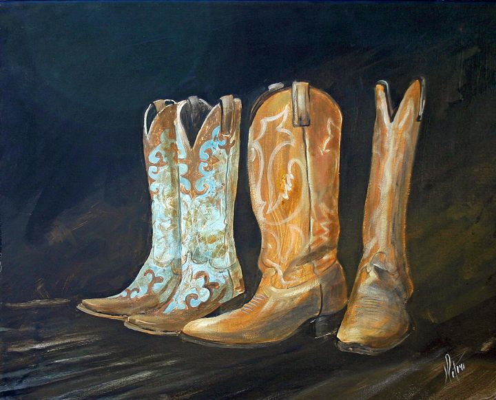Country Love - Art of the American West