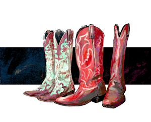 Dem Boots - Contemporary Country