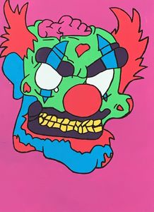 """ Santanic Clown """