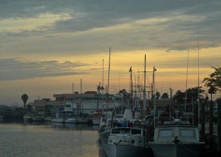 Sponge Docks Boats -  Tashadragonlady