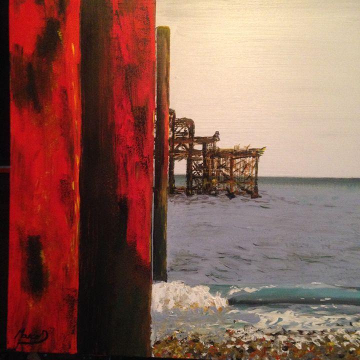 Brighton Pier - Marco