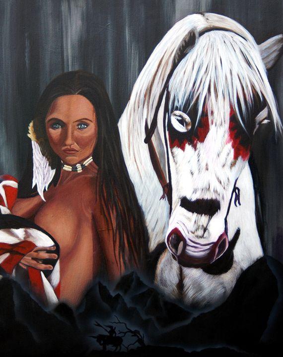 Spoils of War - Blackwater Art and Skulls