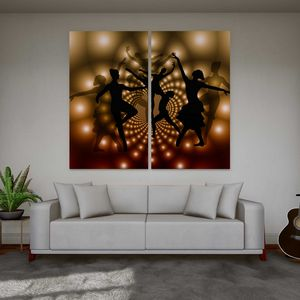 French silk embroidery Art Deco Sand