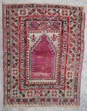 Anatolian rug Kirsehir 1900
