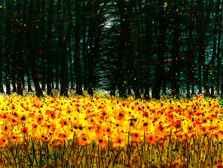 Poppy Wood - Emma Childs Art