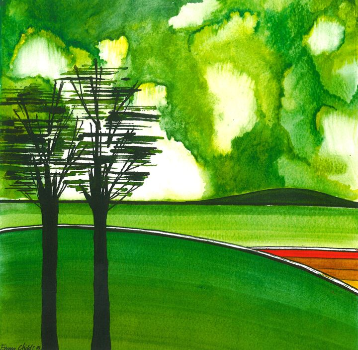 Green Island - Emma Childs Art