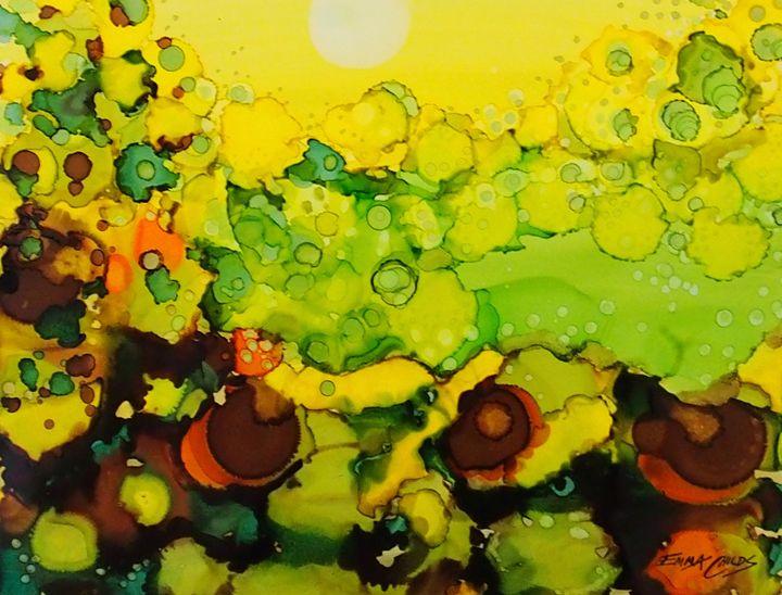 Pollination - Emma Childs Art